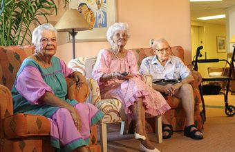 La economía del futuro - desde un asilo de ancianos